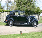 1939 Rolls Royce Silver Wraith in London