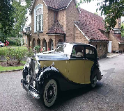 1950 Rolls Royce Silver Wraith in Hounslow & Isleworth