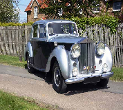 1954 Rolls Royce Silver Dawn in Hanwell