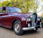1960 Rolls Royce Phantom in West London