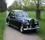 1963 Rolls Royce Phantom in London