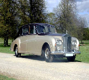 1964 Rolls Royce Phantom in Fulham