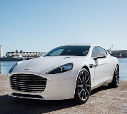 Aston Martin Rapide Hire in West London