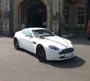 Aston Martin Vantage Hire  in Heston