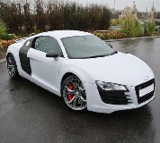 Audi R8 Hire in UK