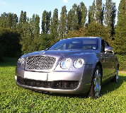 Bentley Continental GT Hire in Central London