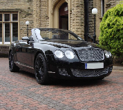 Bentley Continental Hire in Stratford