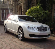 Bentley Flying Spur Hire in Hanwell