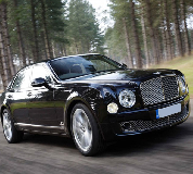 Bentley Mulsanne in Abingdon