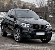 BMW X6 Hire in Gloucester