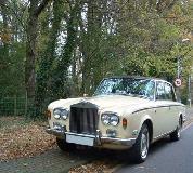Duchess - Rolls Royce Silver Shadow Hire in Hendon