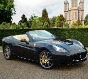 Ferrari California Hire in Central London