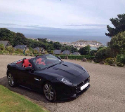 Jaguar F Type Hire in East Ham