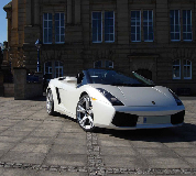 Lamborghini Gallardo Hire in Stratford