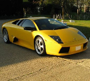 Lamborghini Murcielago Hire in Hayes & Harlington