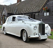 Marquees - Rolls Royce Silver Cloud Hire in Oxford