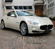 Maserati Granturismo Hire in Ilford