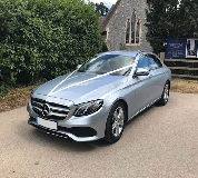 Mercedes E220 in Abingdon