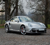 Porsche 911 Turbo Hire in Central London