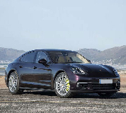 Porsche Panamera Hire in West London