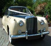 Proud Prince - Bentley S1 in Twickenham