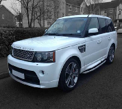 Range Rover Sport Hire  in Burford