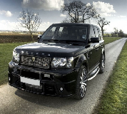 Revere Range Rover Hire in Oxford