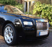 Rolls Royce Ghost - Black Hire in Wood Green