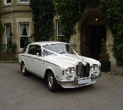 Rolls Royce Silver Shadow Hire in Hillingdon