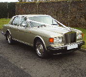 Rolls Royce Silver Spirit Hire in Heston