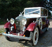 Ruby Baron - Rolls Royce Hire in Abingdon