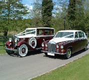 Ruby Baroness - Daimler Hire in Enfield